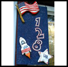 Patriotic   Address Sign   : Veteran's Day Crafts Activities for Children
