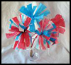 Fireworks   Flowers  : Veteran's Day Crafts Ideas for Kids