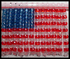 Suncatchers   American Flag