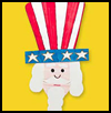 Independence   Banner   : Veteran's Day Crafts Activities for Children