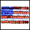Sequin   Flag Magnet