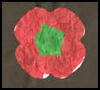Stained   Glass Poppy Craft