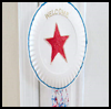 Star   Studded Door Hanger