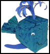Stuffed   Paper Bag Whale   : Whale Crafts Activities for Children
