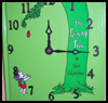 Literary    Clock  : Recycle Old Books Craft for Kids