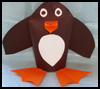 Winter    Craft Activities for Kids : Penguin Crafts for Kids