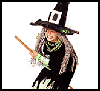 Wicked Witch Costume Arts & Crafts Project for Children