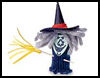 Wicked Witch Kids' Craft Instructions