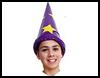 Wizard Hat Crafts Idea for Children