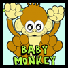 How to Draw Baby Monkeys