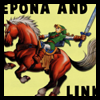 How to Draw Epona and Link