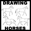 How to Draw Horses Trotting