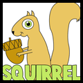 Drawing Cartoon Squirrels