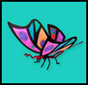 Rainforest Butterfly Crafts Activity for Children