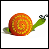Snail Arts and Crafts Activities for Children
