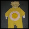 Homemade Care Bear Costume