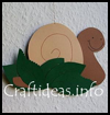 Slimey the Snail Crafts Activity for Children