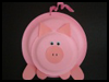 Paper Plate Pig Crafts Idea for Kids