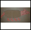 Make an Armadillo Arts and Crafts Project for Kids