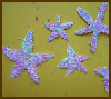 Make Some Beady Starfish Crafts Idea for Children