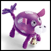 Easter Eggs: Purple Cow Egg Craft for Kids