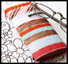 Colorful Ribbon Glasses Cases : Eyeglasses Cases Crafts Ideas for Kids