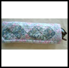 Seminole Quilted Eyeglass Cases  : Decorating Glasses Cases Instructions for Children