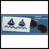 Nautical   Eyeglass Cases  : How to Decorate Eyeglasses Holders Instructions for Children