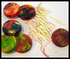 Muffin    Tin Crayons   : Melted Crayons Crafts for Kids