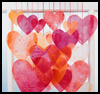 Crayon    Hearts  : Crafts with Melted Crayons