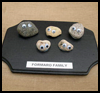 Rock Family Plaque : Arts and Crafts Projects with Rocks