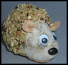 <strong>Hedgehog   Pet Paper Weights  : Rock Crafts for Kids</strong>