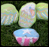 Rockin' Rock Sculptures : Arts and Crafts Projects with Rocks
