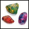 <B>Swirly   Stones  : Crafts Activities with Rocks, Stones, Pebbles</B>