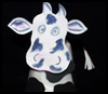 One Very Cool Cow Crafts Project for Kids