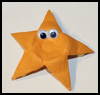 Egg Carton Starfish Crafts Activity for Kids