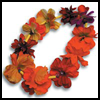 Flower   Leis  : Hawaii Crafts for Kids