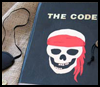 'The   Code' Journals  : How to Make Journals Diaries Instructions for Teens and Children