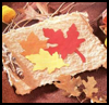 Handmade Leaf and Twig Diary : Journal / Diary Crafts for Girls and Kids