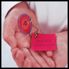 A   Real Charmers Key Chains  : Keychain Crafts  for Kids