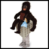 King of the (Asphalt) Jungle (Ape / Gorilla / Monkey) Costume Making Craft