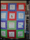 Make Quilts Crafts for Kids