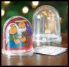 Make Snowglobes Instructions for Kids
