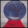 Snowglobe Arts and Crafts Projects for Children