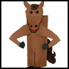 Horse Toilet Paper Roll Craft for Kids