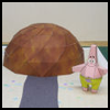 Patrick's House : Patrick Star Paper Model Toy