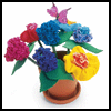 Flowerpot   Pencils  : Pencil Crafts Ideas for Children