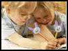 How   to Make Easter Bunny Pencil Toppers  : Pencil Crafts Ideas for Children