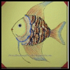 Craft   with Pencil Shavings: Fish  : Pens Crafts and Pencils Crafts for Kids