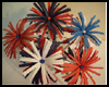 "Paper   ""Fireworks"" July 4th Craft"